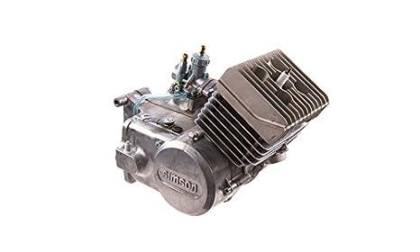 AKF AKF máximo de montar para tuning Motor de 50 ccm, con largo 5 marchas Engranaje y láminas de 5 de embrague: Amazon.es: Coche y moto