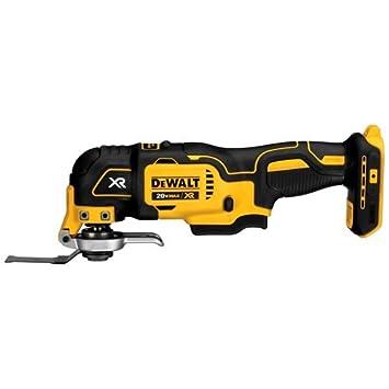 Dewalt Dcs355b 20v Xr Oscillating Multi Tool Tool Only Cordless