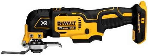DEWALT 20V MAX XR Oscillating Tool, Brushless, Tool Only (DCS355B)