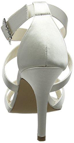 Cassé Cheville Blanc Sandales Bride London Femme Paradox Pink Ivoire Macpherson nwBqP1xF8Z