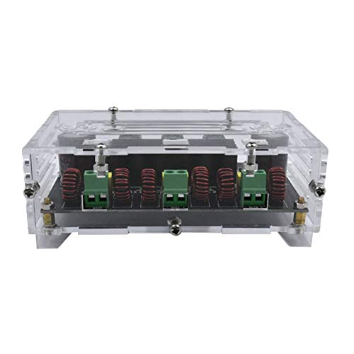 Smartlove1P XH-M574 2.1 Channel TPA3116 80WX2+100W Digital Power Amplifier Board Bass Subwoofer Treble Bass Tone Control