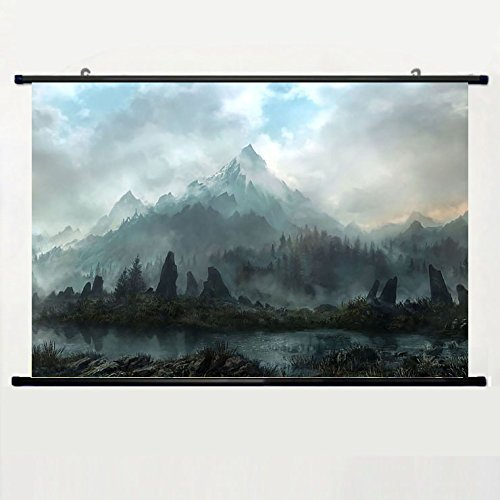 Popular And Unqiue Designed Home Decor Art Game Poster With