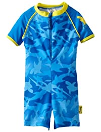 Baby Banz Baby-Boys Baby One Piece Swimsuit