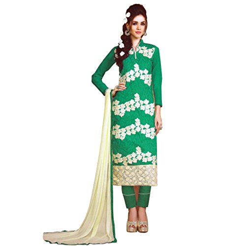 Silk Salwar Suit - 7