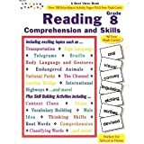 Reading Comprehension Grade 8, Carson-dellosa Publishing Company, 0887244335