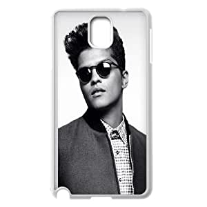 Custom Cover Case Fashion Bruno Mars Time For Samsung Galaxy Note 3 N7200 SXSWH947575