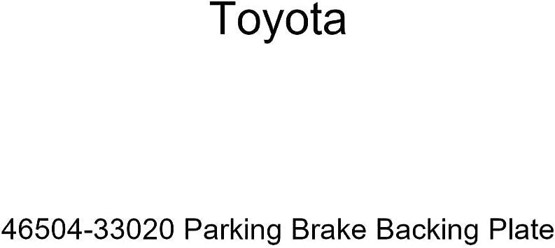 Toyota 46504-34010 Parking Brake Backing Plate