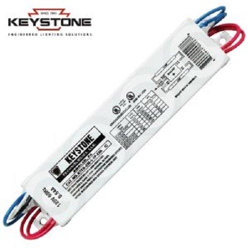 Keystone Ballasts 2 Lite F20T12, Class B, NPF, Electronic Ballast model number KTEB-220-1-TP-EMI CECOMINOD050626