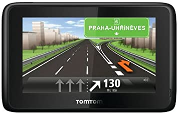 TomTom GO 1005 Europe Traffic - navigators (480 x 272 pixels
