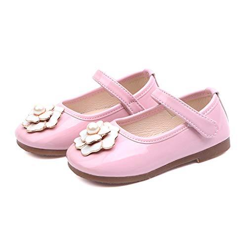 8d03b1b0ecdce ガールズシューズ 花椿真珠の王女の靴サンダル 子供 女の子 子供 花革靴 ...