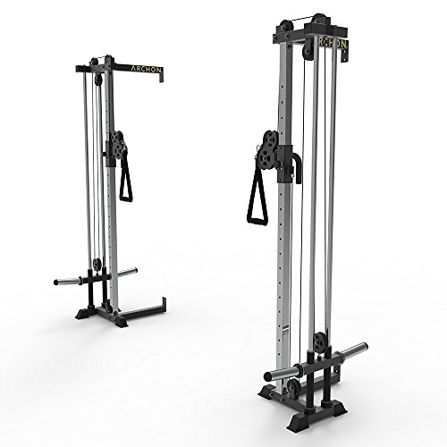 ARCHON Wall Mount Cable Crossover Machine