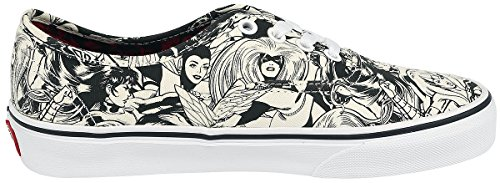 Authentic Vans Vans Multi Multi Authentic Marvel Marvel Women Z4qpFxn