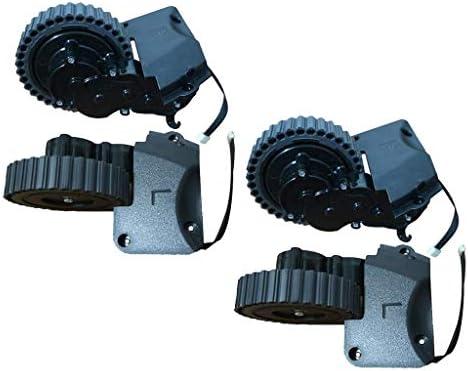 Tubayia - 4 Ruedas de Repuesto para Ilife A4 A4s A40 A8: Amazon.es ...