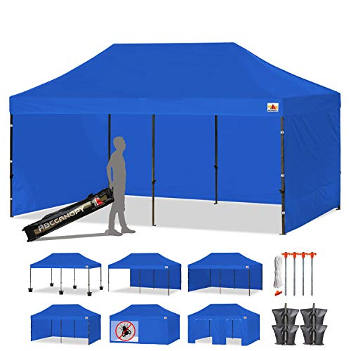 blue ez pop canopy tent