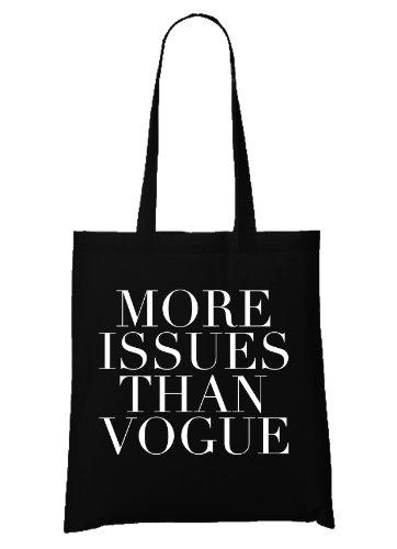Più Problemi Di Vogue Bag Black