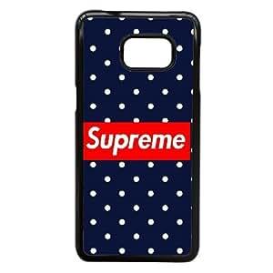 Printed Cover Protector Samsung Galaxy S6 Edge Plus Cell Phone Case Black Supreme Pugbj Unique Design Cases