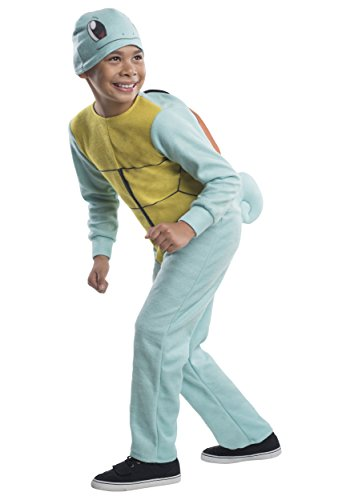 Rubie's Costume Pokemon Squirtle Child Costume, -