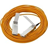 HP BladeSystem c-Class 40G QSFP+ to QSFP+ 10m Active Optical Cable - Fiber Optic for Network Device - 32.81 ft - 1 x QSFP+ Network - 1 x QSFP+ Network - 720208-B21