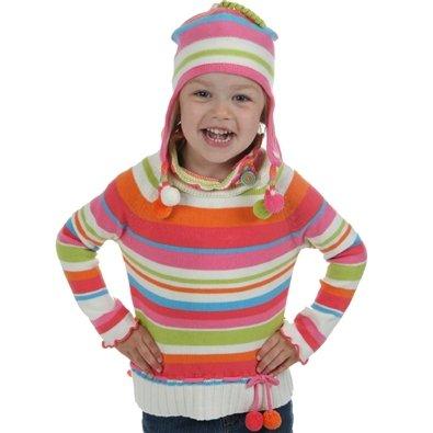 - Obermeyer Ava Toddler Sweater - Girls 2011 Small - Marshmellow