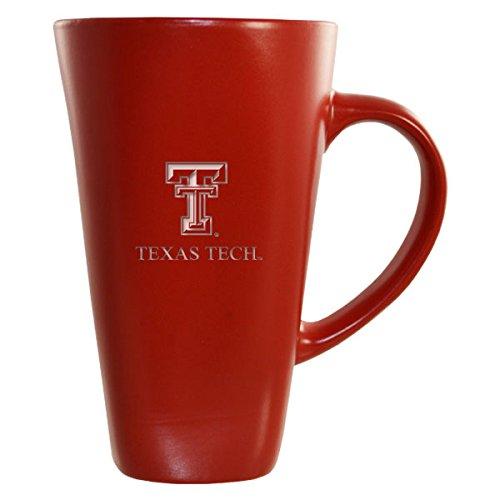 Texas Tech University -16 oz. Tall Ceramic Coffee -