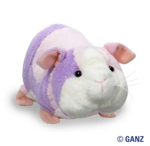 (Webkinz Lilac Guinea Pig with Magnetic Bookmark)