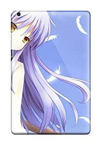 Andrew Cardin's Shop 7723401K60269764 Ipad Mini 3 Case Cover - Slim Fit Tpu Protector Shock Absorbent Case (angel Beats)