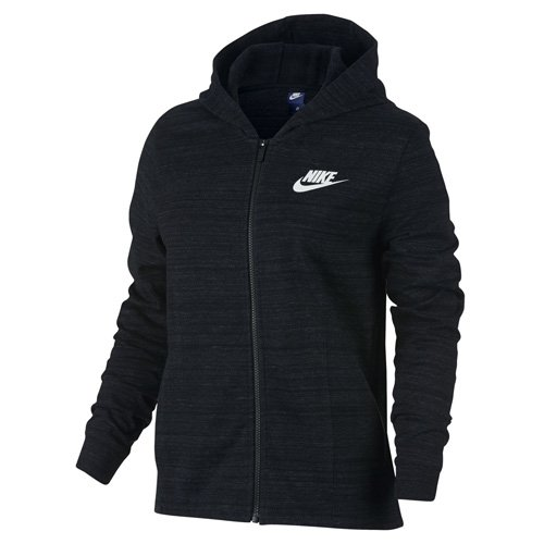 Nike Women's Sportswear Advance 15 Jacket, Black (L) by NIKE
