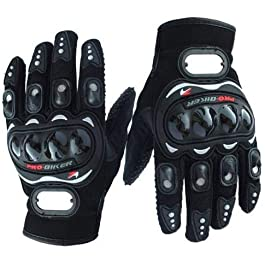 Trade B Bike/Motorcycle Riding Gloves (Black, Xxl)