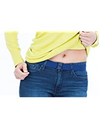 Women's Stretch Invisibelt: No-Show Invisible Belt Lays Flat Under Fitted Tops