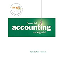 VangoNotes for Financial and Managerial Accounting, 1/e