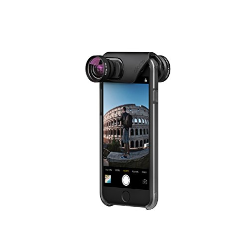 olloclip — OLLO CASE for iPhone 8 Plus & iPhone 7 Plus — (Case ONLY) Color: Clear