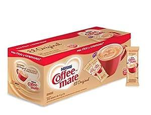Coffee Mate sustituto de crema 200 sobres de 4 gramos cada sobre