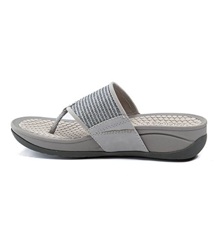 Sandalo Argento Sandali Piattaforma Dasie Da Donna