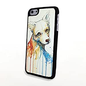fenglinlinGeneric PC Phone Cases Compatible with iphone 5/5s Blue Tone Charming Soulful Beautiful Deep Eyes Matte Pattern