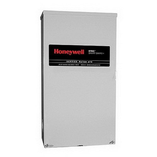 Honeywell RTSG100A3 Generac Single Phase 120/240 volt Sync Transfer Switch (Honeywell Transfer Switch compare prices)