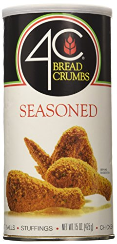 - 4C Bread Crumb Flavored 15 oz. (3-Pack)