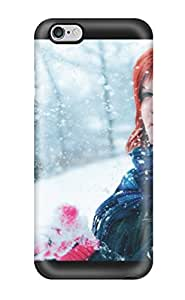 High-quality Durable Protection Case For Iphone 6 Plus(women Redheads People Women)