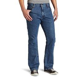 Levi's Men's 517 Boot Cut Jean, Medium Stonewash, 34x30