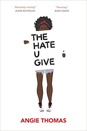 The Hate U Give - Malaysia Online Bookstore