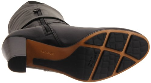 Rockport Jalicia Buckle Tall Boot K71948 Stivali Donna Nero