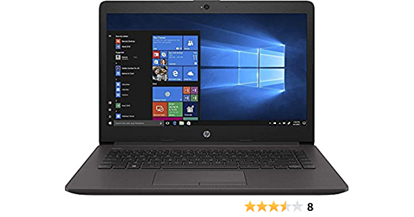 HP 255 G7 Laptop - Ryzen 5 3500U, 8 GB RAM, 1 TB HDD, Radeon RX Vega 8 Graphics, 15.6-Inch HD, DOS - Sliver