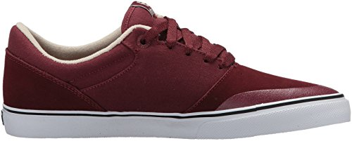 Marana Vulc Men's Shoe White Skate Etnies Burgundy Tq5w48fH