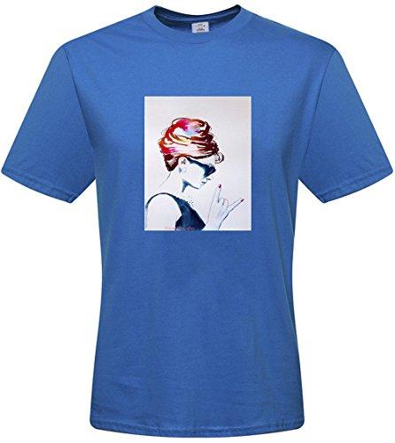 DIY mens Sugar Skull T-shirts,custom cotton Tshirt