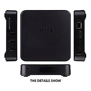 JUNING 7X Android TV Box Amlogic S805 Quad Core Kodi Xbmc