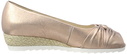 Gabor Ladies Sport Pumps Multicolore (corallo (juta))