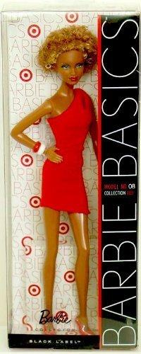 (Barbie Collector #V0336 Target Red)
