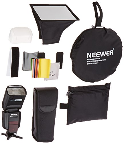 Neewer High Speed Sync i-TTL Camera Master/Slave Flash Ki...