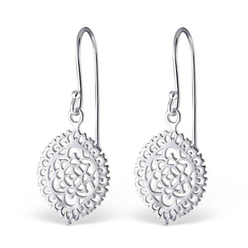 (Pro Jewelry .925 Sterling Silver Dangling