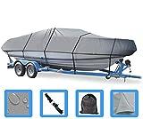 SBU Boat Cover for CROWNLINE 202 BOWRIDER I/O