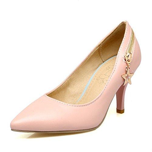 Corte Zapatos La Delgado Las Fiesta Los Delgado Del Sandalias De Mujeres La En Pink Talón A Adelgazan La Del Las Tarde De Señoras De De Dedo Las Del Pie UFt1xXwqx